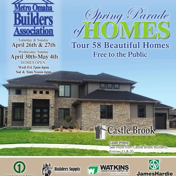 Omaha Spring Parade of Homes 2014